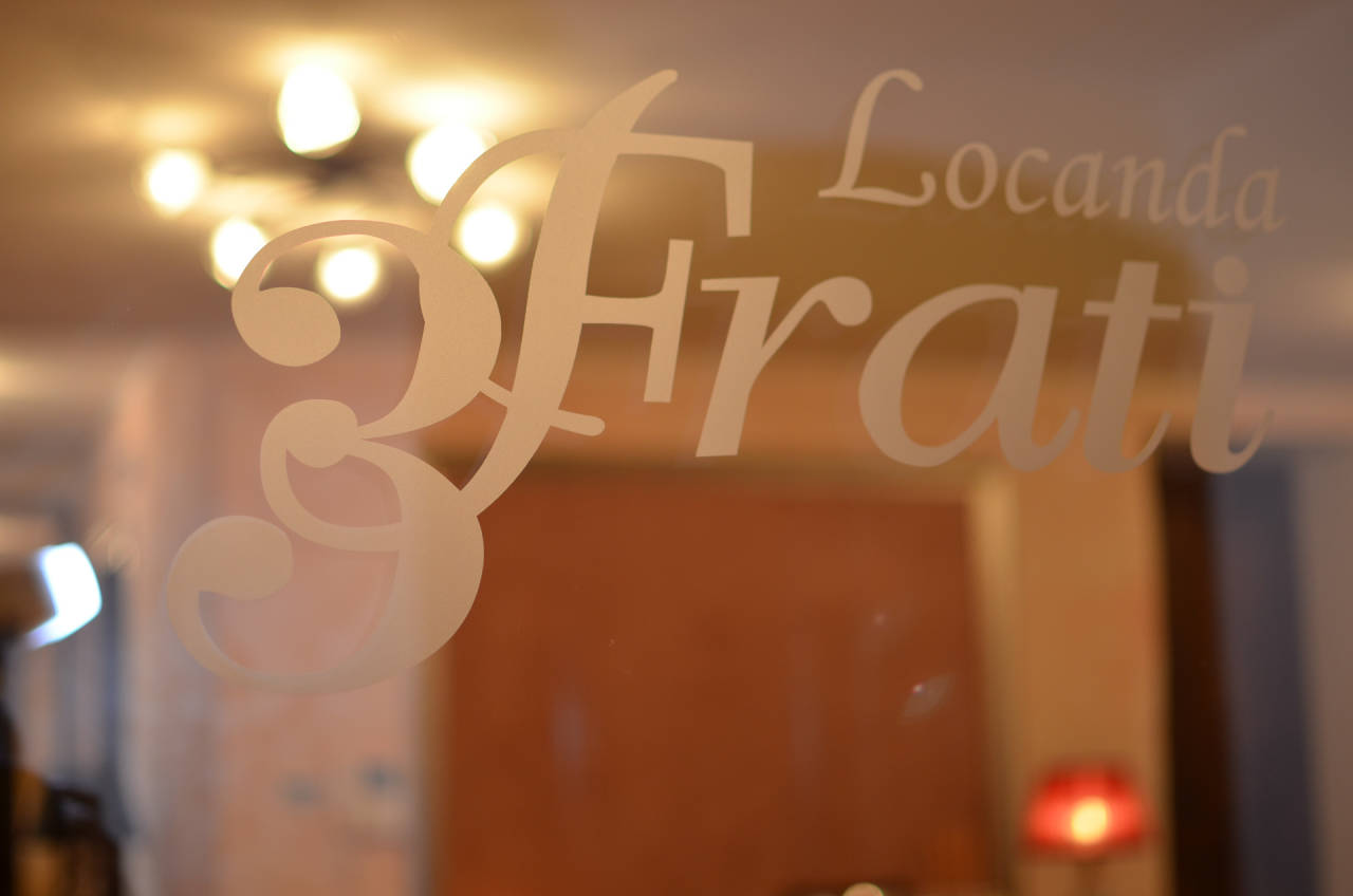 The new website of Tre Frati Inn is now available